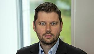 Prosjektleder Jan Petter Fedje