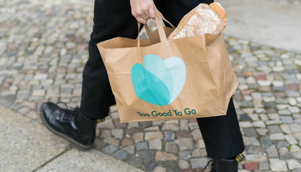Too Good To Go redder stadig mer mat fra å bli kastet.