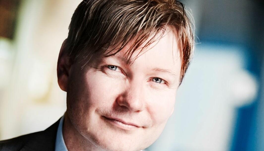 Ole A. Hagen er kommunikasjons- og markedsdirektør i PostNord.