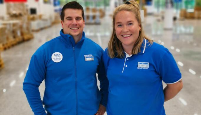 24 ansatte, og det er mer enn ti år siden en så stor virksomhet åpnet i Oppdal.