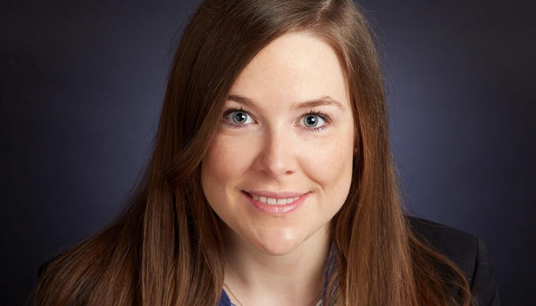 Helene Hellesø-Knutsen, seniorrådgiver i SAS Institute, mener at å vente i kø snart vil tilhøre fortiden.