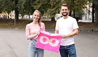 Coop lanserer rosa gjenbruksnett for kreftsaken