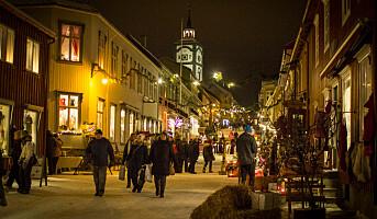 Annerledes julemarked på Røros