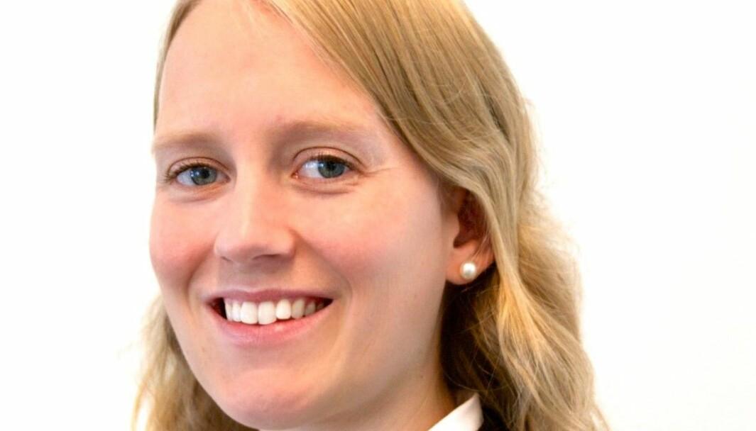 Stina Charlene Byre er ansatt som ny CFO i Europris.