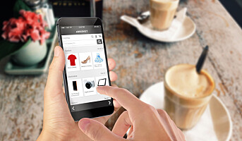 Økning i salg av klær og sko på nett - sliter med å finne riktig størrelse
