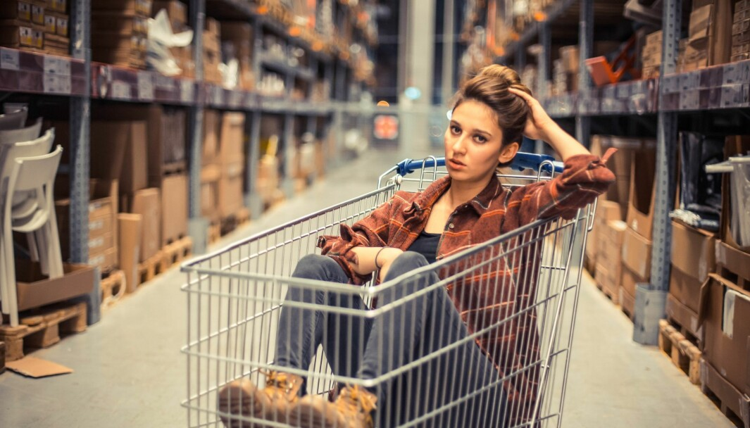 En betydelig andel av kundene gir ikke butikken en ny sjanse etter en dårlig opplevelse. Ill. foto.