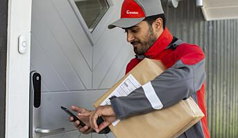 Bedre hjemlevering fra Posten – leveringsvinduet ned i én time