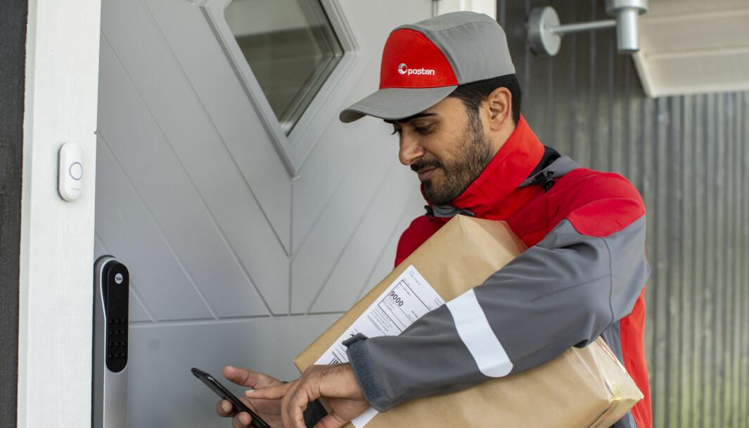 Snart blir hjemlevering av pakker fra Posten mer fleksibel rundt de store byene.