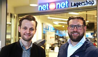 NetOnNet med hjemlevering syv dager i uken