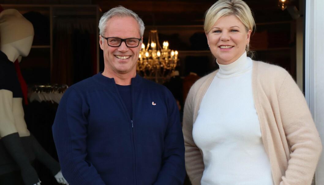 John Are Lindstad overtar etter gründer og eier Gunn Anne Vinje Lyngstad som daglig leder i Lanullva.
