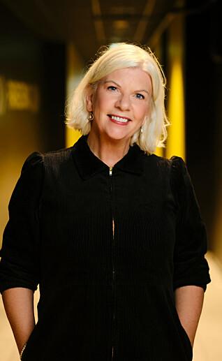 Senterleder Anne Lise Sæter Simonsen