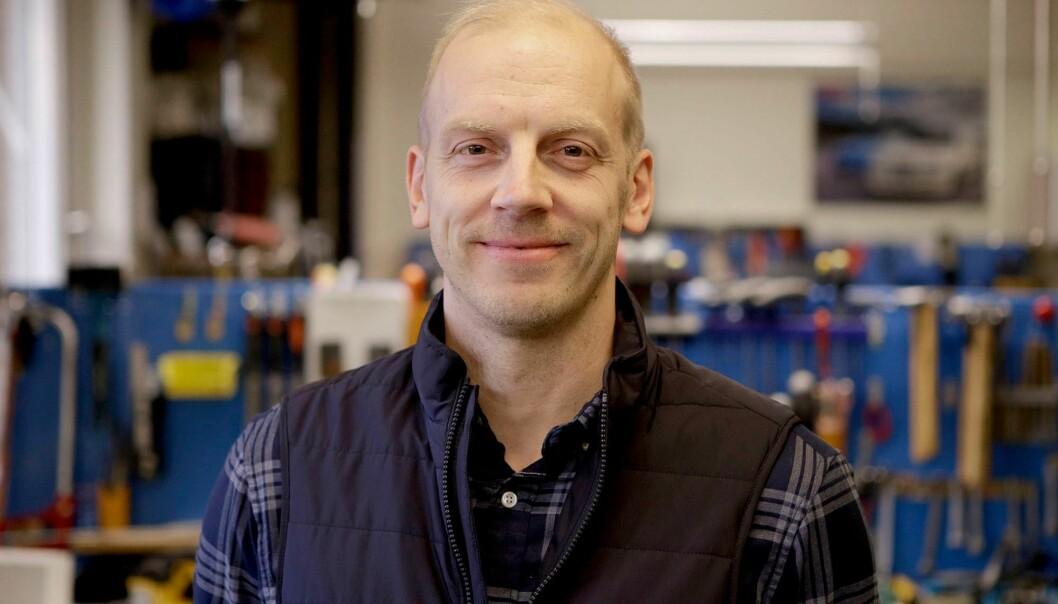 – Mange problemer kan enkelt løses via video, slik at kundene slipper et besøk til butikken, sier Per Dahler, kundeservicesjef hos Clas Ohlson.