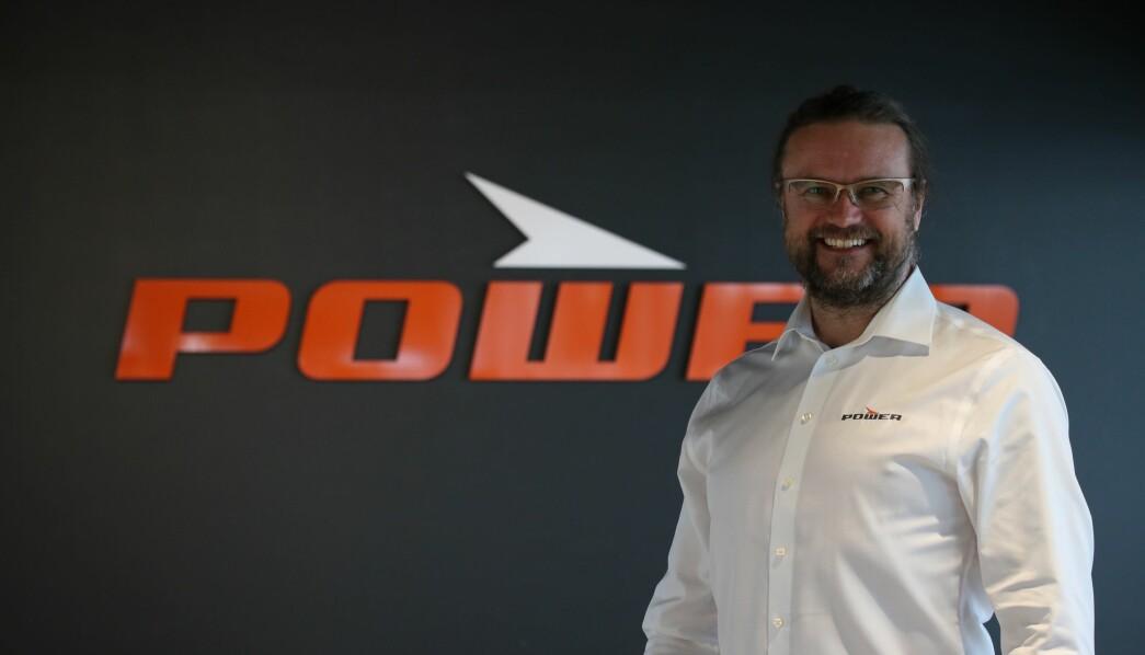 Driftssjef Jon Lyngra i Power fastslår at ambassadørgraden har steget etter at de begynte med løpende kundetilbakemeldinger gjennom Maze.
