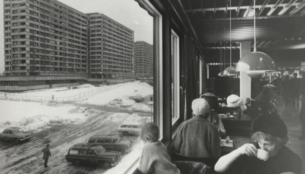EPA var kanskje den største attraksjonen på Tveita. Varehuset hadde 'alt' og var nesten som et eget senter i senteret. I kjelleren hadde EPA sitt eget bakeri, og i første etasje lå selve varehuset. Derifra gikk det videre til kafeteriaen i andre etasje.