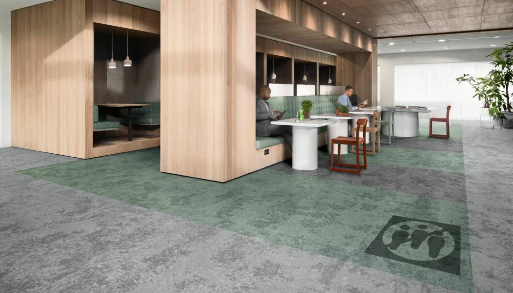 I koronatiden er blitt viktig å velge gulv som tåler å bli spritet.