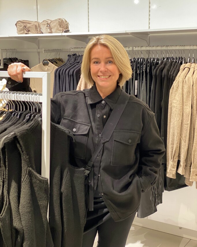 Heidi Engan er country manager for Gina Tricot i Norge.