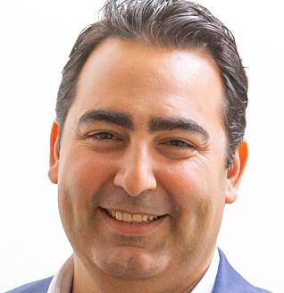 Ardalan Fadai er handelsanalytiker i Nets