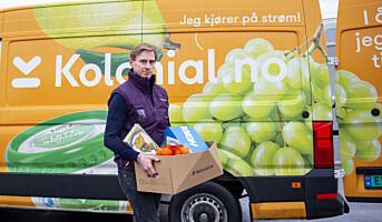 Sprell, Anton Sport og Milrab.no tilbyr hjemlevering med Kolonial.no
