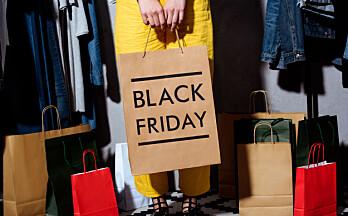 Undersøkelse: Halvparten vil forby Black Friday i fysiske butikker