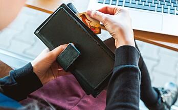 7 av 10 oppdager ikke falske nettbutikker