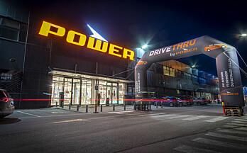 POWER sprenger salgsrekorder