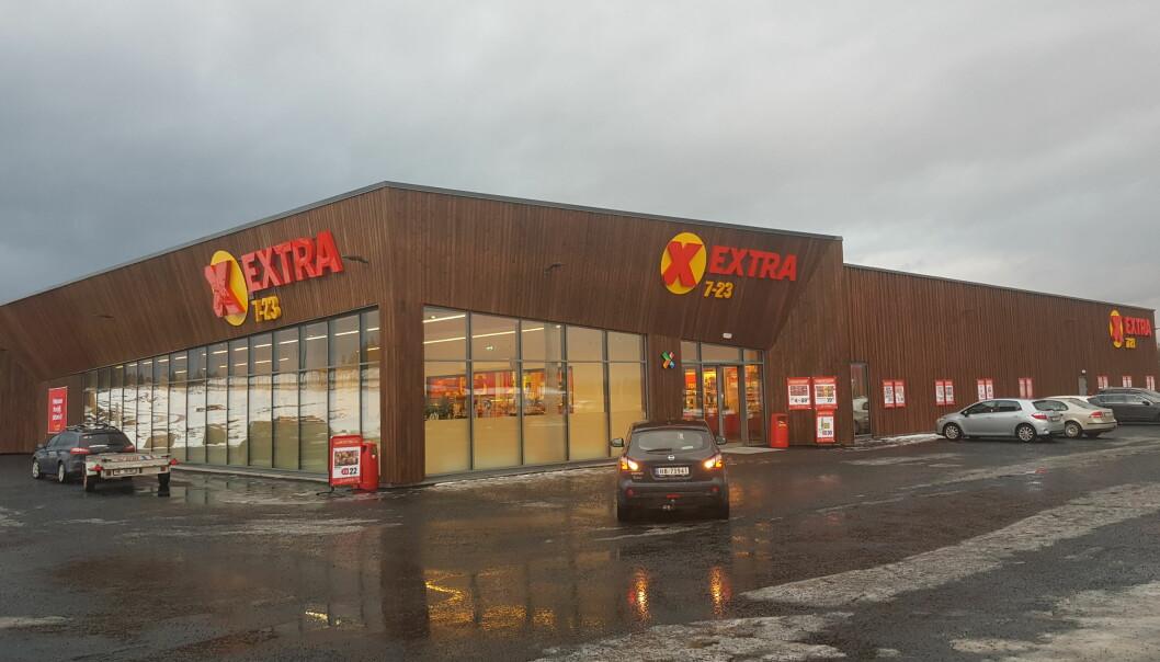 Landets mest moderne Extra er åpnet på Elverum.