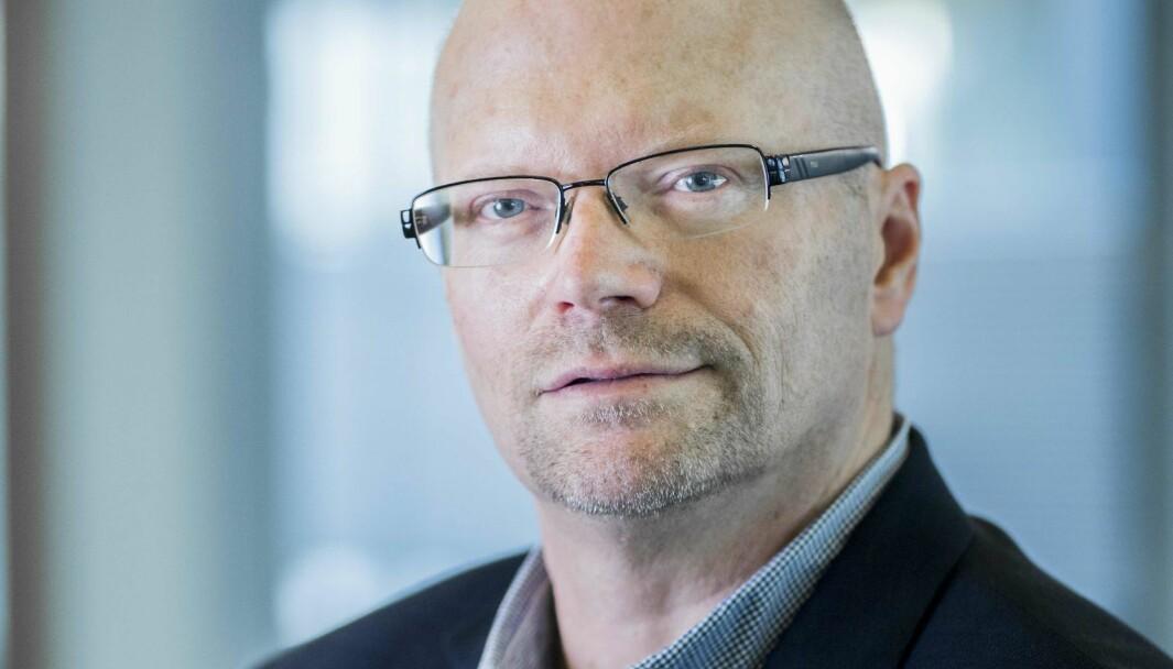 Høyskolelektor Robert Ingvaldsen ved BI er skeptisk til Black Friday.
