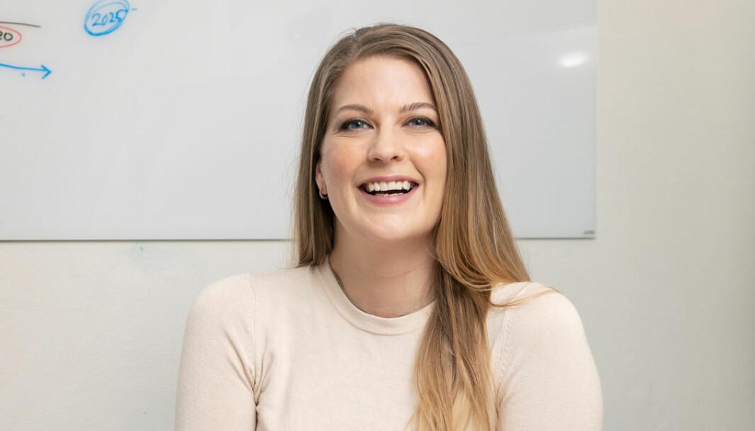 Victoria Rummelhoff er netthandelsekspert i PostNord Norge.