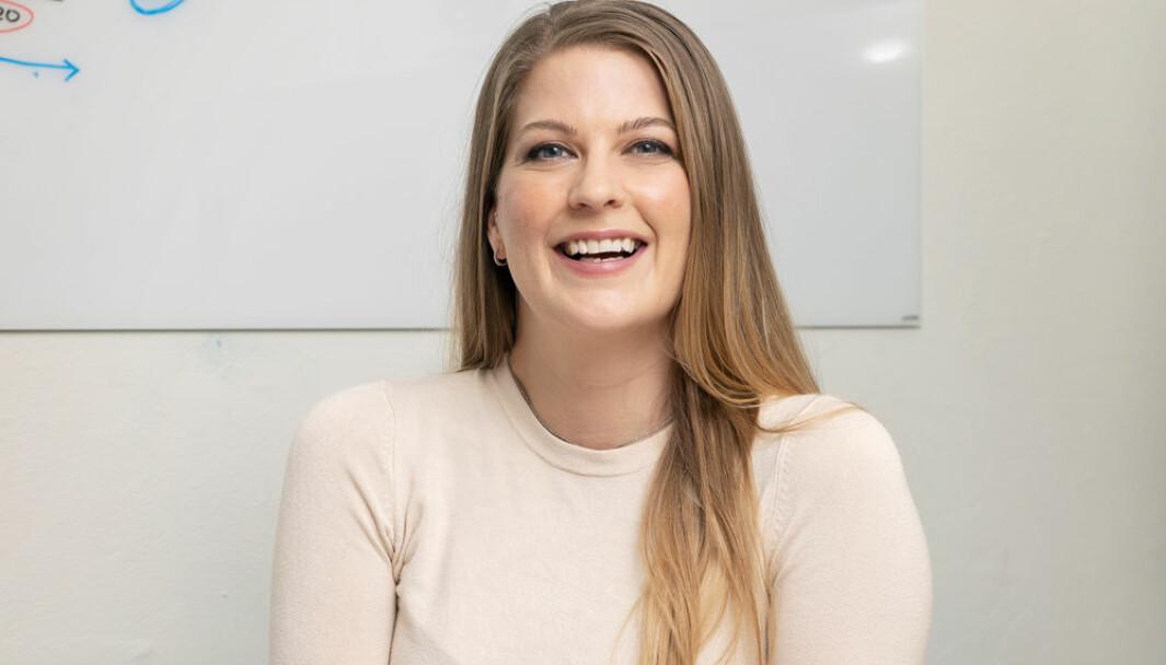 Victoria Rummelhoff er netthandelsekspert i PostNord.