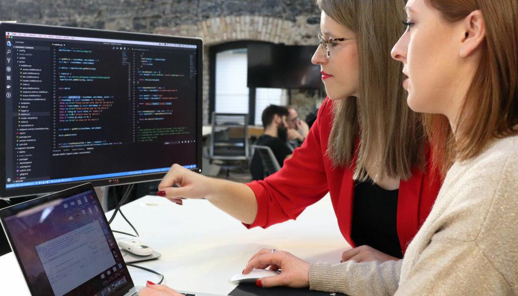 Zalando har som mål å få en kvinneandel på mellom 40-60 prosent i IKT innen 2023.