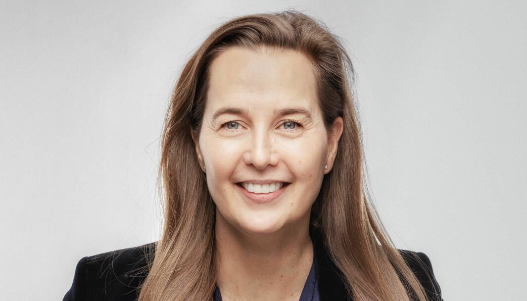 Toppsjefen i Teknikmagasinet, Ulrika Göransson, ser fram til å fortsette å utvikle kjeden med nye eiere i ryggen.