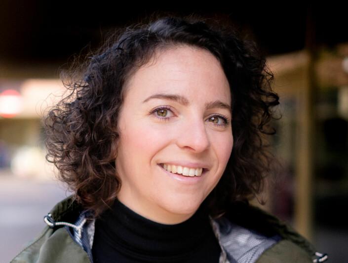 Ann-Kristin Raknes Pfründer er daglig leder i Too Good To Go.
