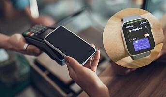 EnterCard tilbyr Apple Pay