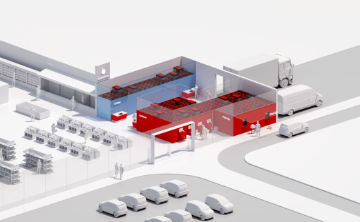 AutoStore vant priser i USA
