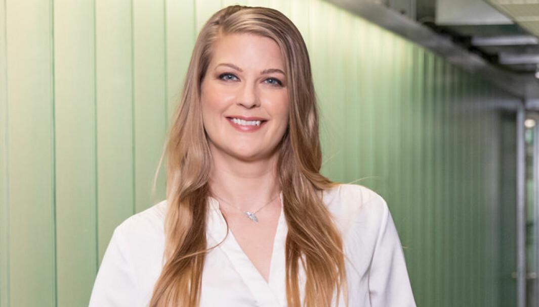Victoria Rummelhoff, e-handelsekspert i PostNord Norge, skal lede forskningsprosjektet.
