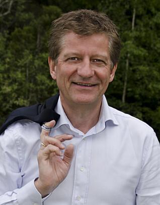 Sverre Øier er Country Manager Norway i Ateles.