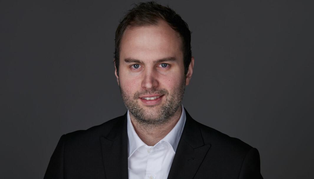 Steffen Breen, norgessjef i Dynamicweb