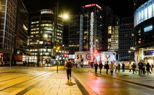 Rapport: Skyhøye forventninger til butikker i julestria