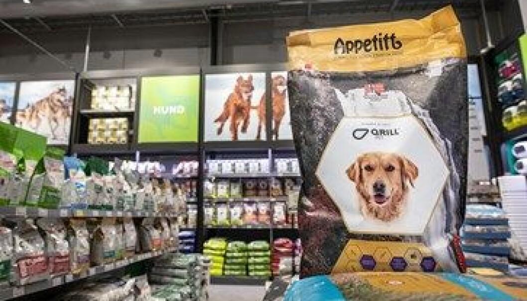 Felleskjøpet vil doble dagens omsetning på 650 millioner innen kjæledyr. Oppkjøp av Dyrekassen.no er et skritt på veien.
