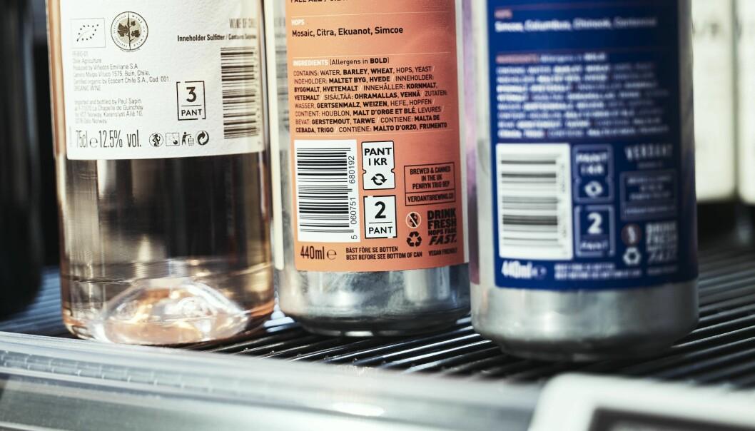 Flere av Vinmonopolets leverandører ser fordelene med pant og endrer til pantbare flasker.
