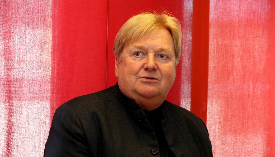 Karsten Aak, generalsekretær i Norges Blindeforbund