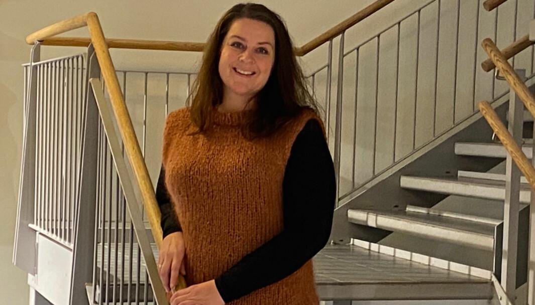 Lill Marita Røkeness er ny senterleder på Vågsenteret i Ytre Enebakk.
