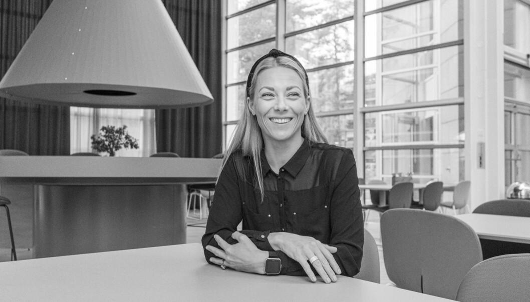 Kristin Haugen Gareid, drifts- og prosjektsjef i Puume, ledet Veggie de Luca-prosjektet.