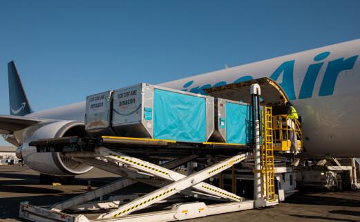 Amazon kjøper egne fly