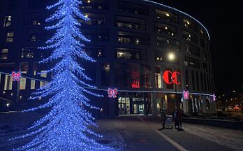 Nordmenn julehandlet til ny rekord på 124 milliarder