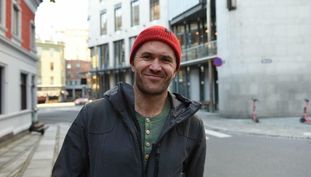 Jo Egil Tobiassen, grunnlegger av Northern Playground.