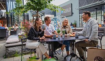 Grønn omstilling for Oslo Fashion Outlet