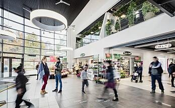 Citycon har COVID-19-sertifisert alle sentre i Norge