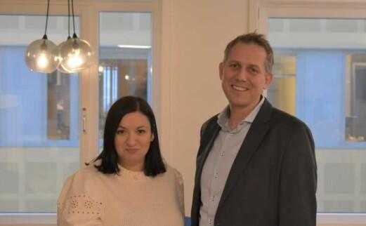 Ny kommunikasjonssjef og finanssjef i JYSK