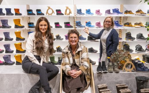 Butikkdesignet gir god kundeflyt og kundeopplevelse